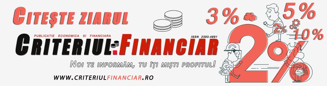 Ziarul Criteriul Financiar